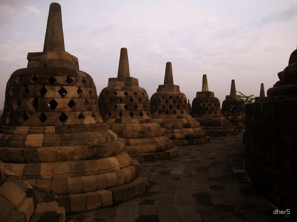 Borobudur by dher5