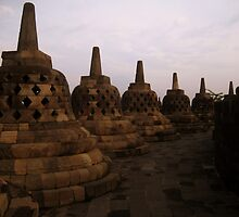 Borobudur by dher5