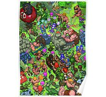 Clash of Clans Art Poster