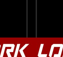 Helm of The Dark Lord Sticker