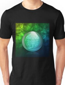Luminescent snow globe Unisex T-Shirt