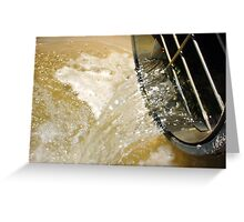 Swanbourne Drain Greeting Card