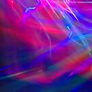 Abstract Light Painting by Sandy Edgar