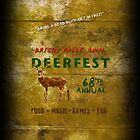 68'th Annual Deerfest! by Alexander Bricoli