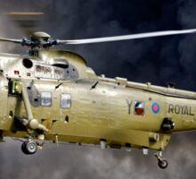 Royal Navy Westland Sea King HC Mk 4 ZA298 Sticker
