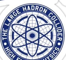 The LHC Sticker