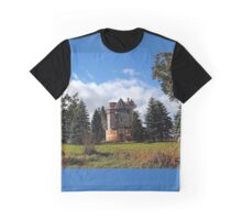 Countryside Castle Graphic T-Shirt