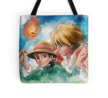 One Magical Family Sophie and Howl Tote Bag
