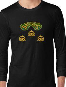 3 BattleToads - 8bit Long Sleeve T-Shirt