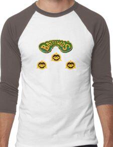 3 BattleToads - 8bit Men's Baseball ¾ T-Shirt