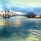 Queensferry Reflections by ©The Creative Minds