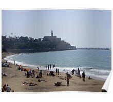 Old Jaffa Poster