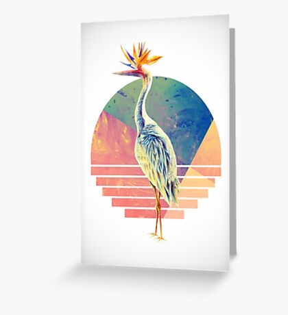Paradise 2.0 Greeting Card