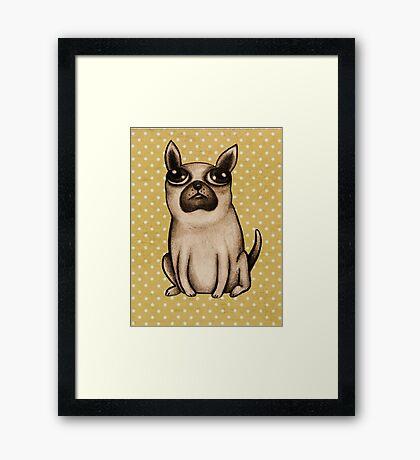 Puppy Framed Print
