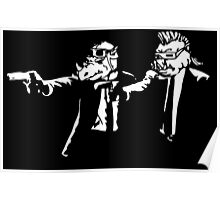 Bebop Rocksteady - Thug life - Pfiction mashup Poster