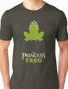 The Princess and the frog Unisex T-Shirt