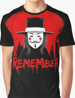 Remember the Fifth Graphic T-Shirt