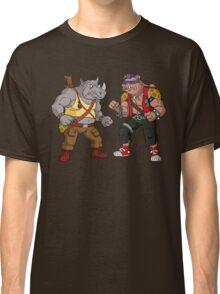 Bebop Rocksteady - Funny big print Classic T-Shirt