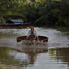 Vietnamese Boating by byronbackyard
