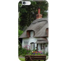 Escape to the Country iPhone Case/Skin