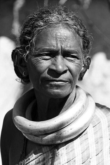 Tribal Woman by MeaganStewart