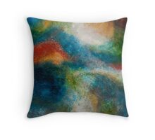 WEST COAST LANDSCAPE Throw Pillow