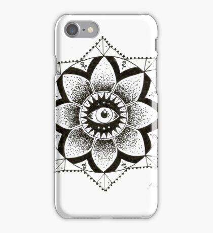 Eye Flower iPhone Case/Skin