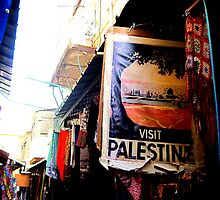 Come Visit Palestine by dher5
