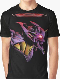 Evangelion Epic Unit 01 Graphic T-Shirt