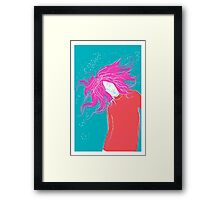Dreaming – Lost in Time Framed Print