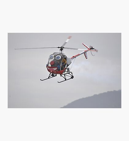 Otto The Helicopter,Avalon Airshow,Australia 2015 Photographic Print