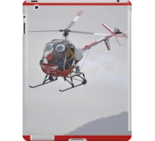 Otto The Helicopter,Avalon Airshow,Australia 2015 iPad Case/Skin
