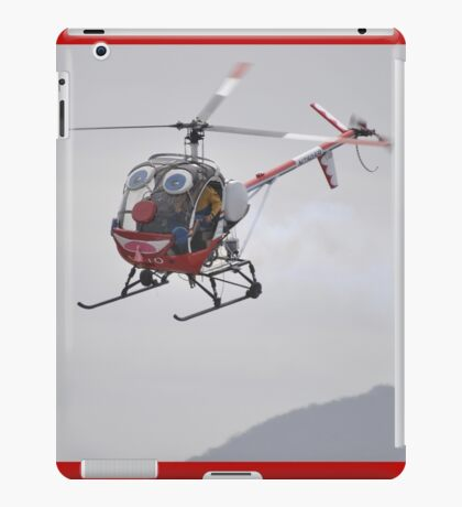 Otto The Helicopter,Avalon Airshow,Australia 2015 iPad Case/Skin