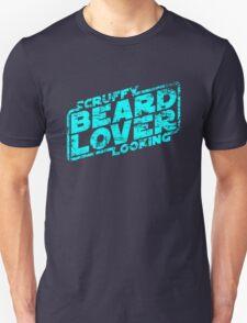 Scruffy Looking Beard Lover T-Shirt