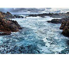 Wet & Wild Photographic Print