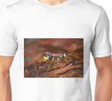 Urocerus gigas, Giant Wood Wasp. Unisex T-Shirt