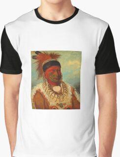 Native American Graphic T-Shirt
