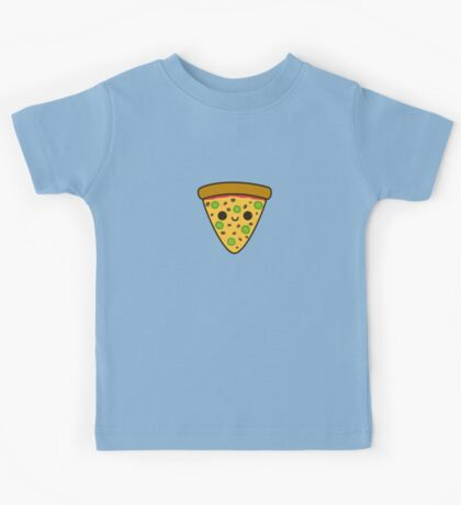 Yummy spicy pizza Kids Tee