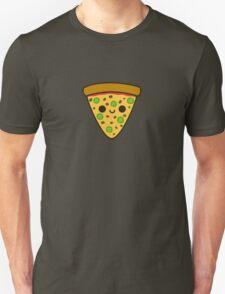 Yummy spicy pizza Unisex T-Shirt