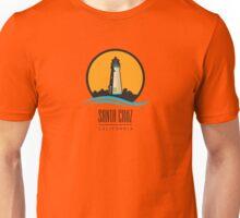 Santa Cruz California Lighthouse Unisex T-Shirt