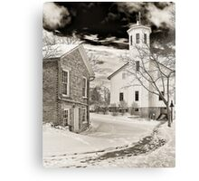Everal Barn in Westerville Ohio Canvas Print