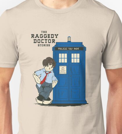 The Raggedy Doctor Stories Unisex T-Shirt