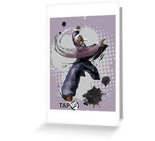 Hyakurenko Greeting Card