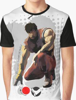 Bushin Senpukyaku Graphic T-Shirt