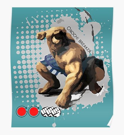 Orochi Breaker Poster