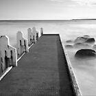 Cape Conran Jetty by Jim Worrall