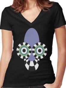 barbera streisand Women's Fitted V-Neck T-Shirt