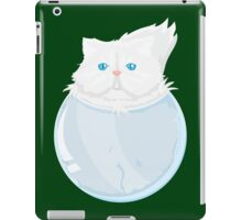 Kitty in a jar iPad Case/Skin