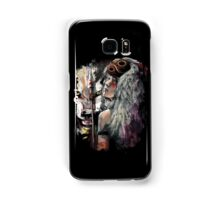 Mononoke San and the Spirit of the Wolf Samsung Galaxy Case/Skin