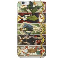 Gundam wing pilots iPhone Case/Skin